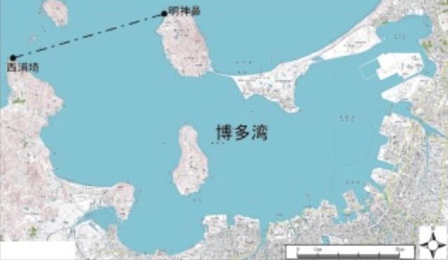 博多湾 マップ